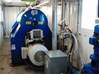 Mobile centrifuge - Alexandria, MN