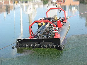 Remote control dredge