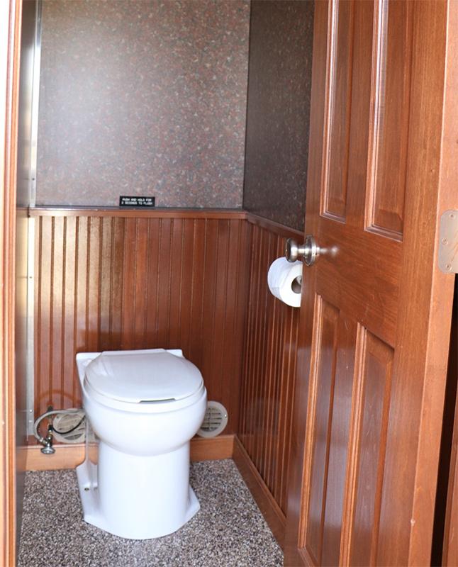 Luxury Restroom Trailers Fergus Power Pump Inc