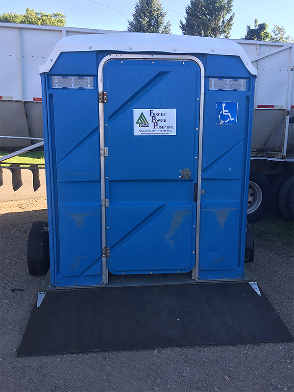 National Portable Toilet Rental