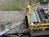 City of Mankato Minnesota - Belt Press Rental for Digester