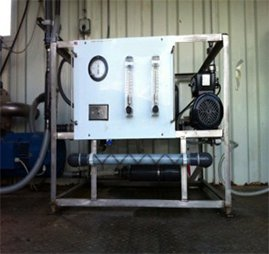 FPP Maxi Blend polymer mixing system